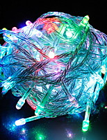 Недорогие -6,8 млн Гирлянды 56 светодиоды Разные цвета Декоративная 220-240 V 1 комплект