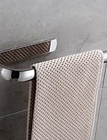 abordables -Barre porte-serviette Design nouveau / Cool Moderne Acier inoxydable 1pc Simple Montage mural