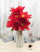 Недорогие -Искусственные Цветы 1 Филиал Классический Простой стиль Вечные цветы Букеты на стол