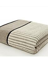 abordables -Qualité supérieure Drap de plage, Couleur Pleine 100% Coton Supima 1 pcs
