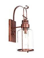 abordables -Créatif / Design nouveau LED / Rétro / Vintage Appliques Bureau / Bureau de maison / Magasins / Cafés Métal Applique murale 110-120V / 220-240V 4 W