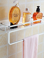 Недорогие -Полка для ванной Многофункциональный Modern Алюминий 1шт - Ванная комната / Гостиничная ванна Односпальный комплект (Ш 150 x Д 200 см) На стену