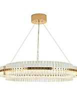 Недорогие -Ecolight™ Круглый / Оригинальные Люстры и лампы Рассеянное освещение Окрашенные отделки Алюминий Творчество, Регулируется, Новый дизайн 110-120Вольт / 220-240Вольт Теплый белый / Белый