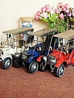 Недорогие -1pc имеет античный классический автомобиль ретро автомобилей игрушка детский подарок украшение рамдон цвет