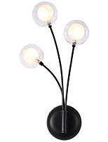 Недорогие -обожаемый Модерн Настенные светильники Спальня / Кабинет / Офис Металл настенный светильник IP65 110-120Вольт / 220-240Вольт 3 W