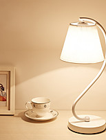abordables -Moderne Décorative Lampe de Table Pour Chambre à coucher / Bureau / Bureau de maison Métal 220V