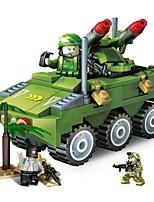 Недорогие -Игрушечные машинки Самосвал с шарнирно-сочлененной рамой Высококачественный пластик ABS Детские Все Игрушки Подарок