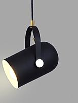 baratos -Novidades Luzes Pingente Luz Ambiente Acabamentos Pintados Alumínio Ajustável, Novo Design 110-120V / 220-240V Lâmpada Não Incluída / E26 / E27