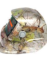 Недорогие -солнечный автопотемный сварочный шлем 107 листьев