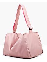 """Недорогие -Ткань """"Оксфорд"""" Сплошной цвет Дорожная сумка Молнии Сплошной цвет Черный / Лиловый / Розовый"""