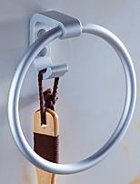 Недорогие -Держатель для полотенец Новый дизайн / Cool Современный Нержавеющая сталь 1шт полотенце На стену