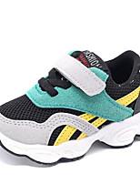 Недорогие -Мальчики / Девочки Обувь Искусственная кожа Осень Удобная обувь Спортивная обувь для Дети (1-4 лет) Красный / Зеленый
