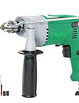 abordables -LAOA LA415010 Perceuse électrique Multifonction Perforation murale / Poinçonnage / Acier de forage