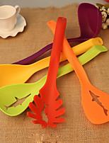 Недорогие -Кухонные принадлежности Нейлоновая кисть Инструменты шпатель / Ложка Для приготовления пищи Посуда 5 шт.