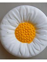 Недорогие -Инструменты для выпечки силикагель Творческая кухня Гаджет Необычные гаджеты для кухни Круглый Формы для пирожных 1шт
