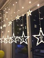 abordables -2,5 m Guirlandes Lumineuses 20 LED Blanc Chaud Décorative 220-240 V 1 set