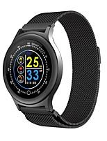 Недорогие -Kimlink Q28-M Смарт Часы Android iOS Bluetooth Пульсомер Измерение кровяного давления Израсходовано калорий Регистрация дистанции Информация / Секундомер / Педометр / Напоминание о звонке