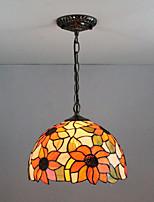 abordables -Spoutnik Lampe suspendue Lumière d'ambiance Finitions Peintes Verre Verre Multi-teintes, Créatif 110-120V / 220-240V