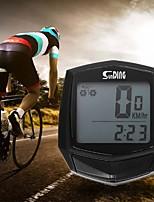 abordables -SunDing SD-581 Compteur de Vélo Odo - Odomètre / Analyse / Réglage de la dernière valeur de l'odomètre Cyclisme / Vélo / Vélo tout terrain / VTT Cyclisme