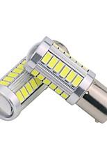 Недорогие -2pcs 1156 Автомобиль Лампы 5 W SMD 5630 300 lm 33 Светодиодная лампа Лампа поворотного сигнала Назначение Дженерал Моторс Универсальный
