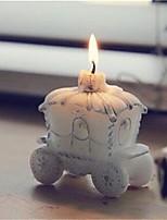baratos -Decorações de férias Ano Novo / Decorações Natalinas Enfeites de Natal Festa / Adorável Branco 1pç