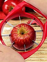 Недорогие -1шт Кухонные принадлежности Нержавеющая сталь + категория А (ABS) Простой / Эргономический дизайн / Лучшее качество Режущие инструменты / Столовая и кухня / Семя Remover Для фруктов / Apple