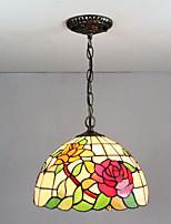 baratos -Sputnik Luzes Pingente Luz Ambiente Acabamentos Pintados Vidro Vidro Multi-Tonalidades, Criativo 110-120V / 220-240V