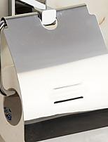abordables -Porte Papier Toilette Design nouveau / Cool Moderne Acier inoxydable / fer 1pc Montage mural