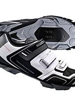 Недорогие -21Grams Взрослые Обувь для велоспорта Дышащий, Ультралегкий (UL), Удобный Велосипедный спорт / Велоспорт / Горный велосипед Белый