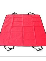 """Недорогие -Подушка для домашних животных Подушки для сидений Красный Ткань """"Оксфорд"""" Общий Назначение Универсальный Все года Все модели"""
