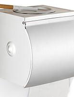 abordables -Porte Papier Toilette Design nouveau / Cool Moderne Aluminium 1pc Montage mural