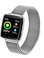 Недорогие -Indear BL89 Умный браслет Android iOS Bluetooth Спорт Водонепроницаемый Пульсомер Измерение кровяного давления Сенсорный экран / Израсходовано калорий / Длительное время ожидания / Хендс-фри звонки