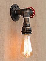Недорогие -Мини Античный / Винтаж Настенные светильники Гостиная / Спальня Металл настенный светильник 220-240Вольт 60 W