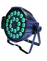 baratos -1pç 210 W 3200~5600 lm 24 Contas LED Criativo Regulável Cores Gradiente Luzes LED de Cenário Vermelho Azul Verde 220-240 V Comercial Palco