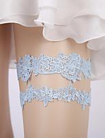 baratos -Fibra de Leite Casamento Wedding Garter Com Elástico Ligas Casamento