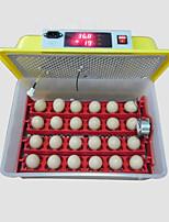 abordables -Factory OEM Nouveautés 24 egg Digital Incubator pour Cour Affichage de la Température / Indicateur LED 220 V / 110 V