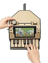 Недорогие -Paper piano Вентиляторы  Назначение Nintendo Переключатель ,  Очаровательный / Творчество / Новый дизайн Вентиляторы  Бумага 1 pcs Ед. изм
