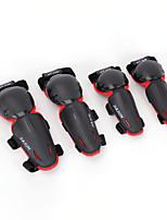 abordables -Équipement de protection moto pour Protège Coudes / Genouillère Unisexe Velours floqué / PU Protection / Couvrant / Etanche
