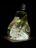 Недорогие -E.P.LIGHT 1шт 3 W 160/ E26 / E27 Круглые LED лампы A60(A19) 1 Светодиодные бусины Высокомощный LED Творчество / Для вечеринок / Декоративная Тёплый белый 90-240 V
