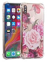 Недорогие -Кейс для Назначение Apple iPhone XS / iPhone XR С узором Чехол Мультипликация Мягкий пластик для iPhone XS / iPhone XR / iPhone XS Max