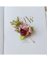 Недорогие -Жен. Ретро Броши - Брошь Бледно-розовый цвет Назначение Свадьба / Официальные