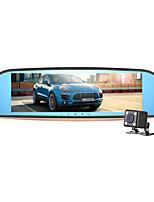 Недорогие -G7 1080p Ночное видение Автомобильный видеорегистратор 140° Широкий угол 7 дюймовый TFT LCD монитор Капюшон с G-Sensor / Циклическая запись / Встроенный микрофон Автомобильный рекордер