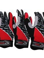 Недорогие -Полныйпалец Все Мотоцикл перчатки Нейлоновое волокно Дышащий / Сохраняет тепло