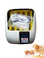 abordables -Factory OEM Nouveautés 12 Automatic Egg Incubator pour Cour Affichage de la Température / Indicateur LED / Incubateurs numériques 220 V / 110 V