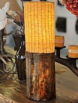abordables -Moderne Design nouveau / Décorative Lampe de Table Pour Magasins / Cafés Bois / Bambou 220-240V