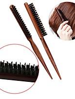 Недорогие -Расчески пластик Расчески и гребни для париков Декорации Легко для того чтобы снести / Лучшее качество 1 pcs Повседневные Мода