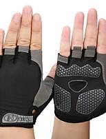 Недорогие -Half-палец Все Мотоцикл перчатки Сетчатый материал / силикагель / Волокно Дышащий / Быстровысыхающий