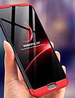 Недорогие -Кейс для Назначение Huawei P20 Pro Защита от удара / Матовое Кейс на заднюю панель Однотонный Твердый ПК для Huawei P20 Pro