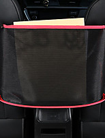 baratos -de ran fu saco de armazenamento do assento de carro conveniente montado no veículo net saco de saco de pacote de conteúdo do carro
