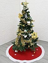Недорогие -Праздничные украшения Рождественский декор Рождество Праздник Красный 1шт